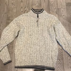 Wind River sweater For men